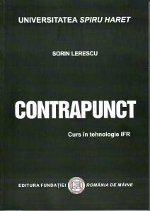 Contrapunct, Curs in tehnologie IFR