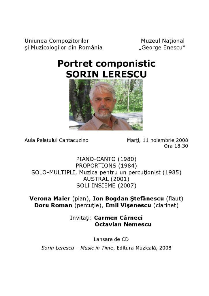 Portret componistic Sorin Lerescu - 11.11.2008, Aula Palatului Cantacuzino-page-001