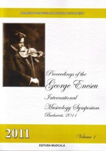 Simpozionul G. Enescu 2011