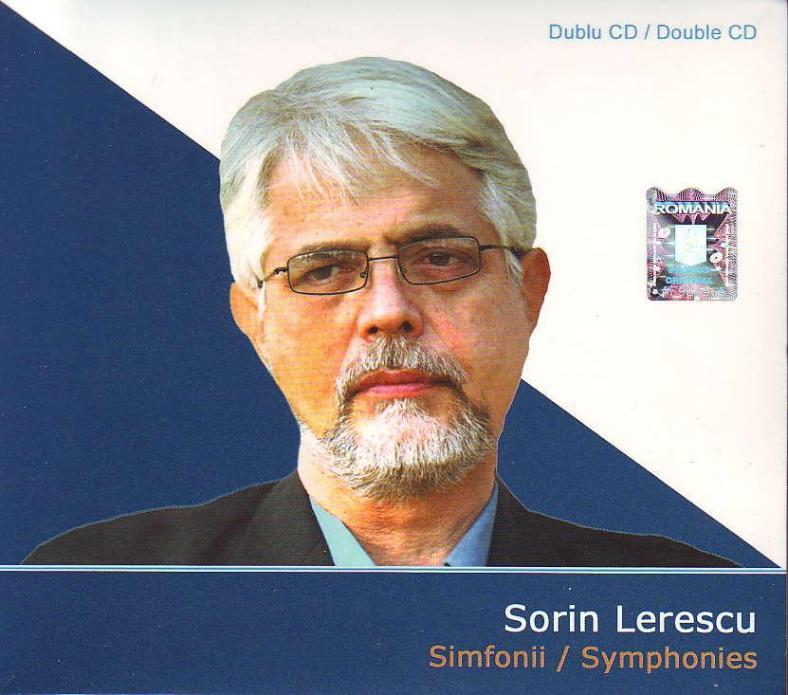 Double CD Sorin Lerescu -Symphonies