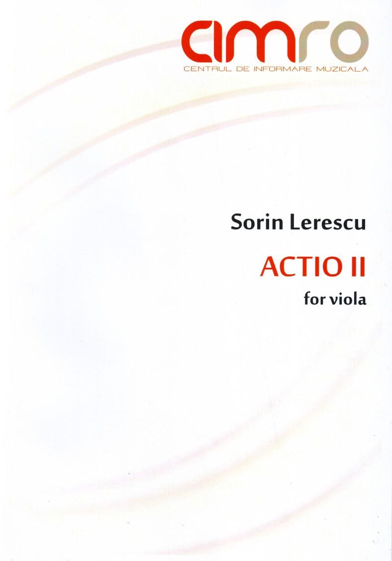 Sorin Lerescu _ ACTIO II (CIMRO 2014) 02